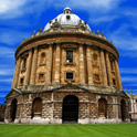 The Bodleian Library, Oxford.