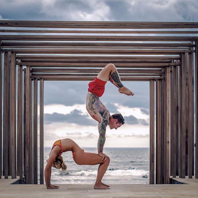 Dylan Werner Partner Pose