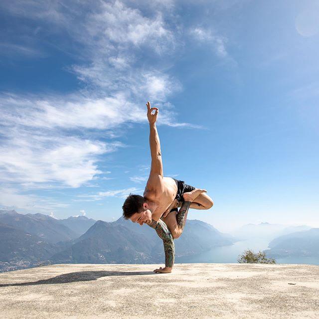 Men on the Mat: Dylan Werner & Patrick Beach Talk Yoga for Men