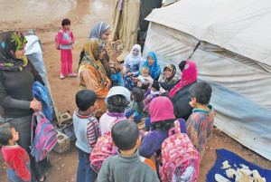 ajutoare siria