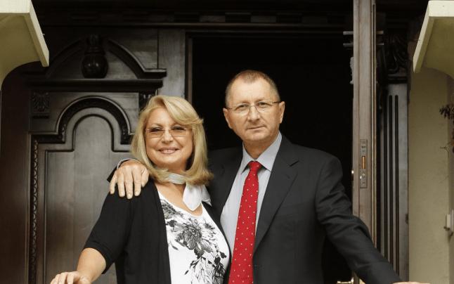 Tora Vasilescu si Horatiu Malaele