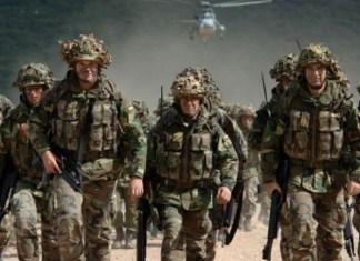 armata comuna europeana