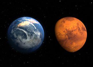 planeta roşie