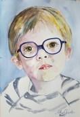 Mihaela-Gabriela Tasulea: Portretul fiului meu