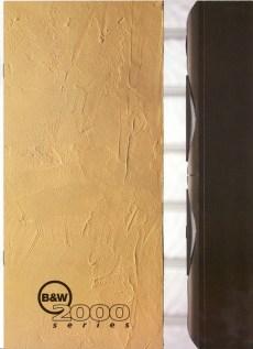 B&W 2000_Formaat wijzigen