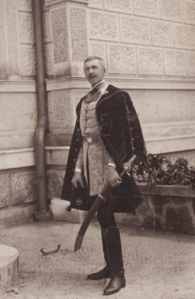 MAGNAT HANS PALFFY 1915