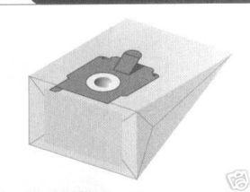 Stofzuiger 10 Staubsaugerbeutel f.ZELMER Magnat 3000