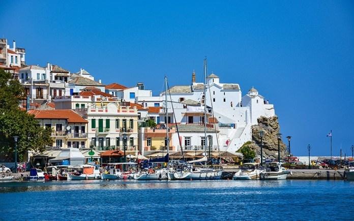 Skopelos Island Limani