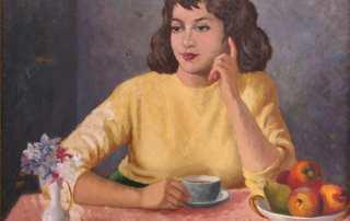 Sideris The Yellow Sweater S