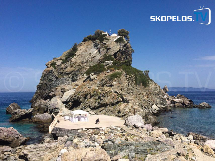 Weddings Skopelos.TV