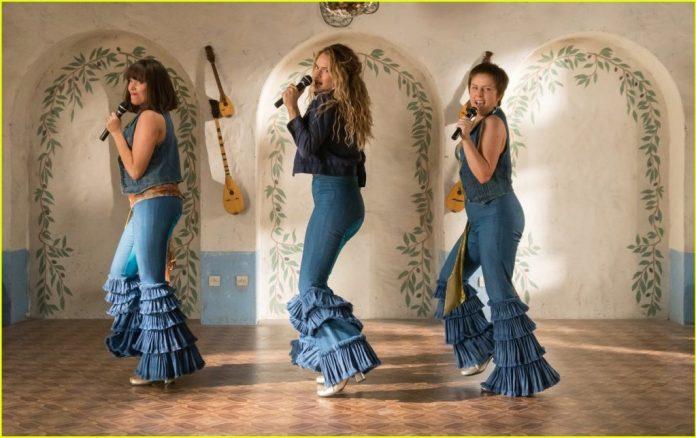 Mamma Mia Here We Go Again Trailer
