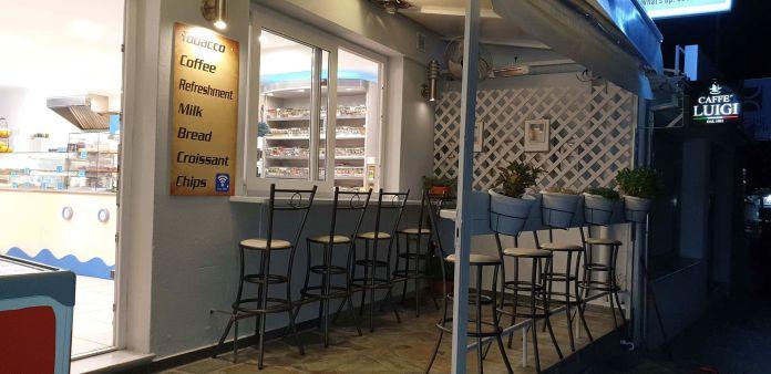 Cefe Tsigara Skopelos Delivery
