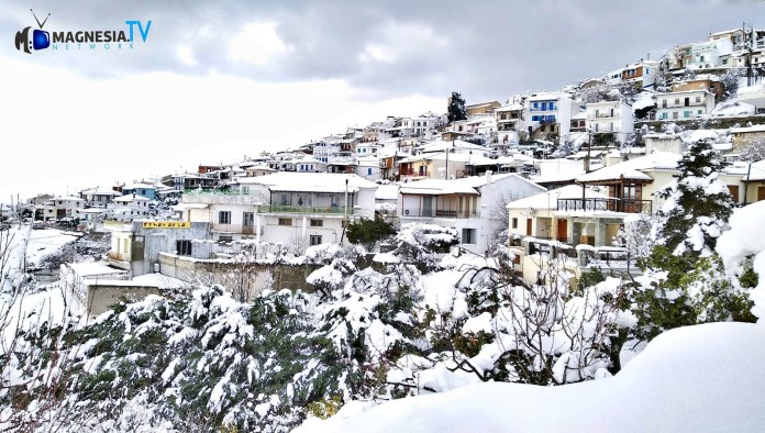 χιόνι Τηλέμαχος Foto Video 2019