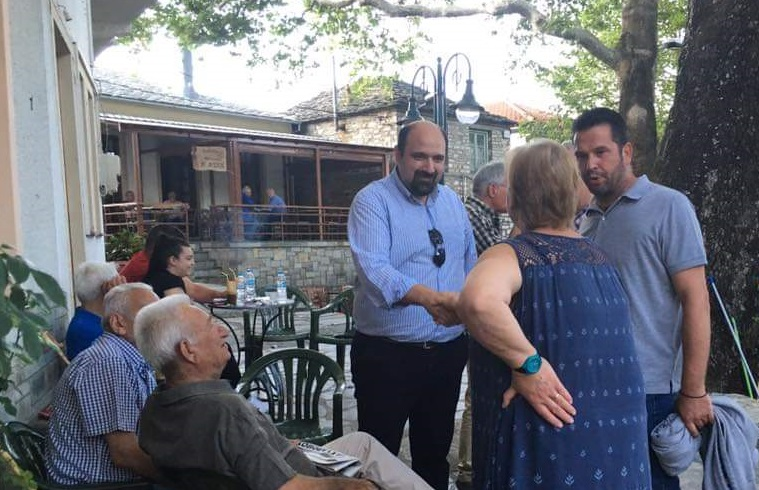 . Τριαντόπουλος Επίσκεψη Κεραμίδι Καμάρι, Κανάλια Στεφανοβίκειο (2)
