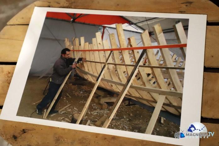 Wooden Fishing Boats Exhibit (65 Of 85)