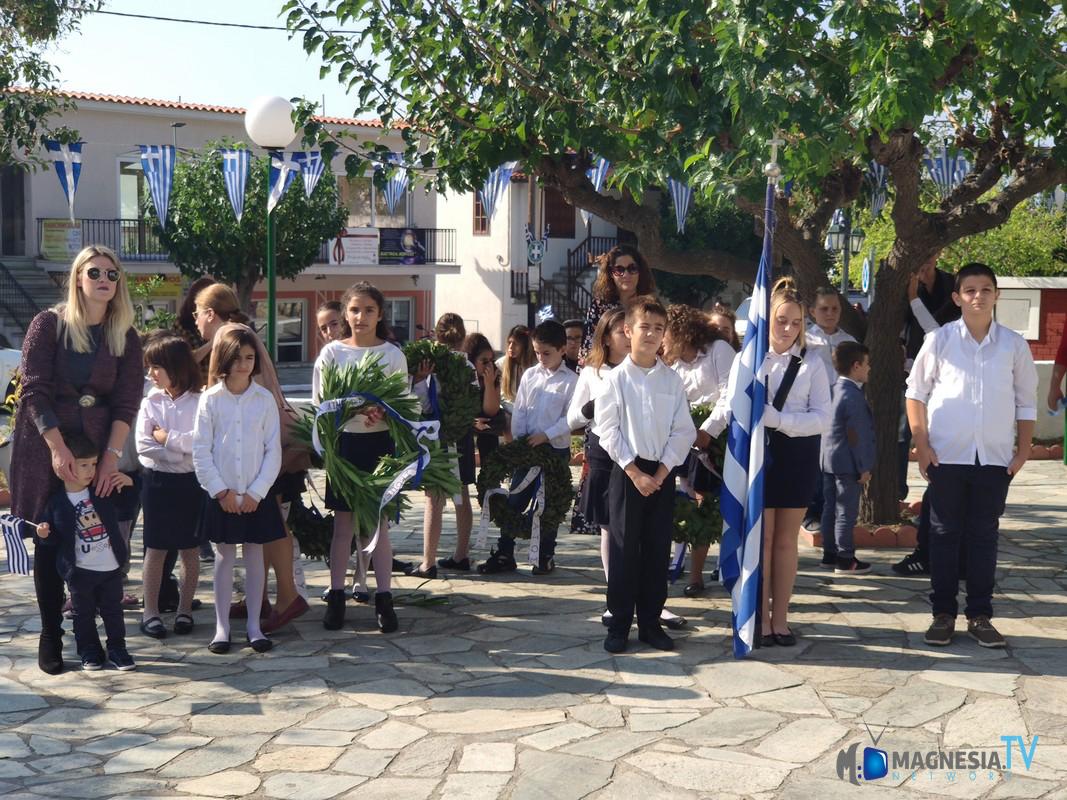 παρέλαση 28ης Οκτωβρίου Ν. Κλήμα Σκοπέλου (4)