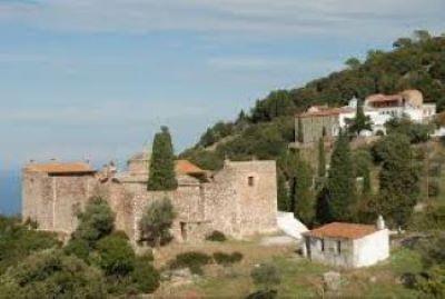 Μοναστήρι Αγίας Βαρβάρας Σκοπέλου