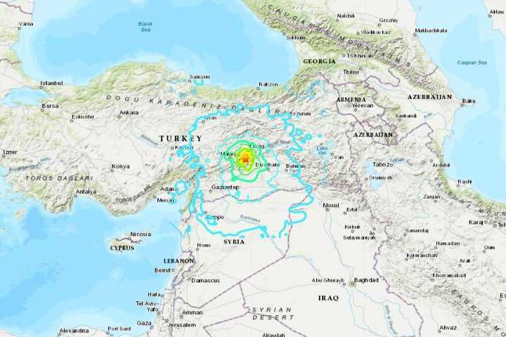 Turkey Earthquake 2