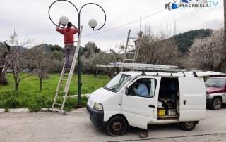 δημοτικού φωτισμού Νέο Κλήμα (3)