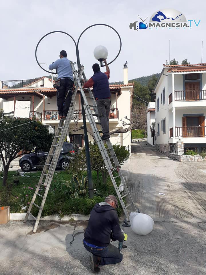 δημοτικού φωτισμού Νέο Κλήμα (4)