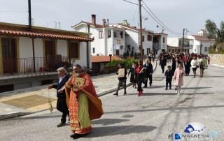 της Ορθοδοξίας στον ιερό Ναό Αγίων Ανάργυρων στο Νέο Κλήμα Σκοπέλου (3)