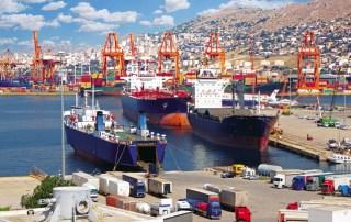 Pireus Port