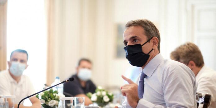 Θεσσαλονίκη: Τι αποφάσισαν Μητσοτάκης και ειδικοί μετά την έξαρση κρουσμάτων