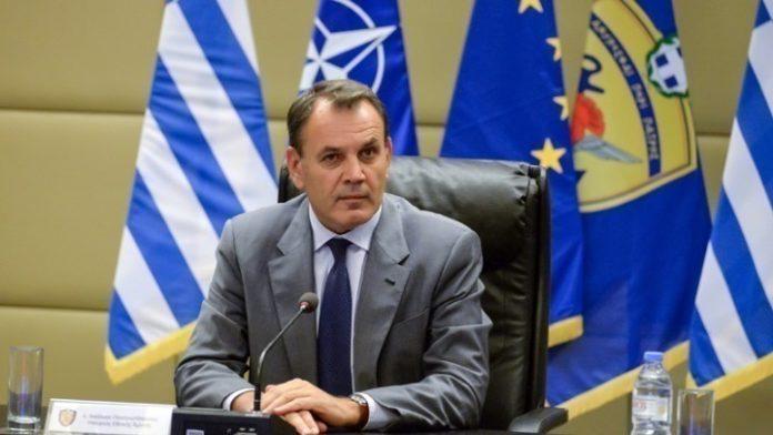 Παναγιωτόπουλος: Να ενισχυθεί το εθνικό φρόνημα από όλους