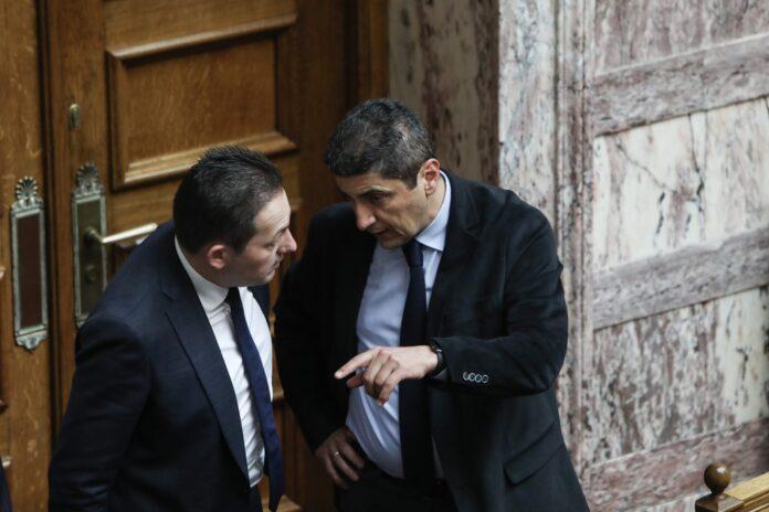 Στήριζε την απόφαση Αυγενάκη ο Στέλιος Πέτσας, λίγο πριν ακυρωθεί από την κυβέρνηση