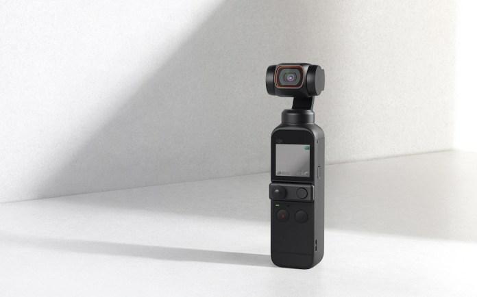 DJI Pocket 2: Επίσημα με νέο αισθητήρα και τιμή 379 ευρώ