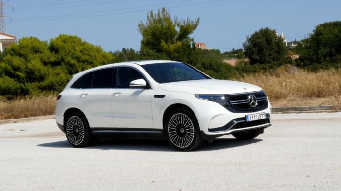 Mercedes EQC 400 AMG Review: Ηλεκτρικό όνειρο