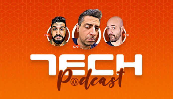 Tech Podcast: Εβδομαδιαίο Podcast τεχνολογίας S1E7 – 22/10/2020
