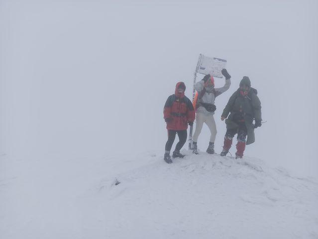 20 Cm χιόνι στον Κίσσαβο