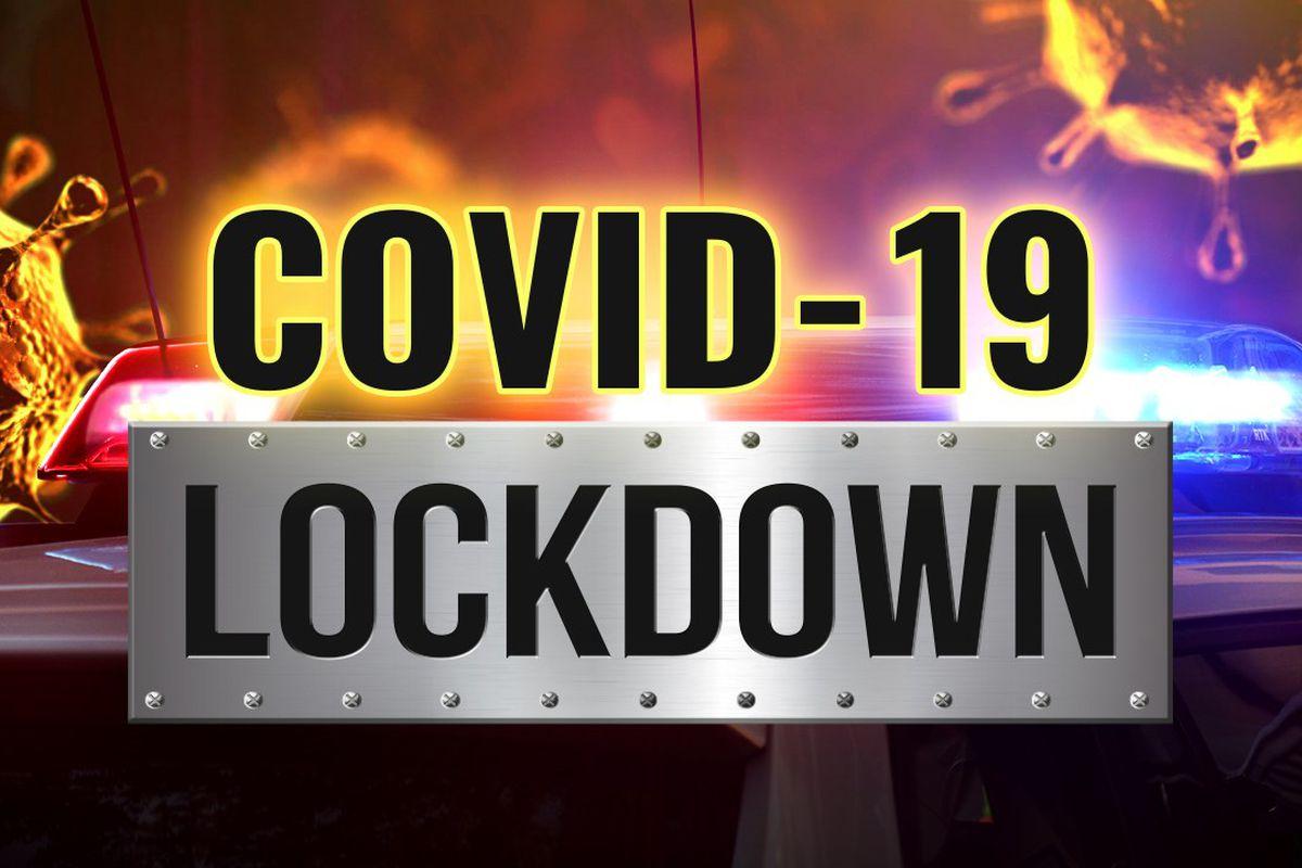 Αποτέλεσμα εικόνας για lockdown