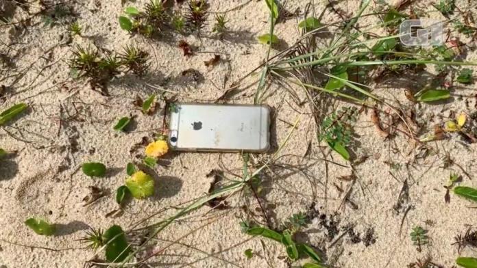 IPhone επιβίωσε πτώσης από… αεροπλάνο