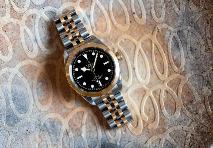Black Bay 32 S&G: Το διαμάντι της Tudor
