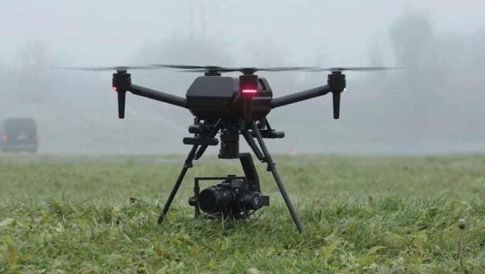 Sony Airpeak: Το πρώτο Drone ειδικά σχεδιασμένο για τις κάμερες Alpha [CES 2021]