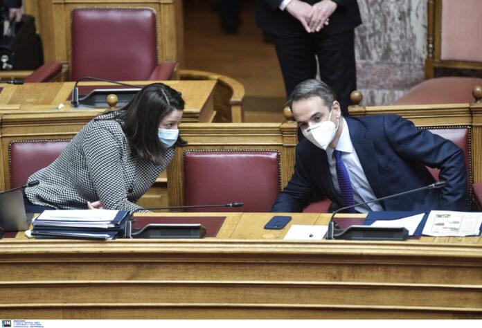 Με τις ψήφους ΝΔ και Ελληνικής Λύσης υπερψηφίστηκε το ν/σ του υπουργείου Παιδείας
