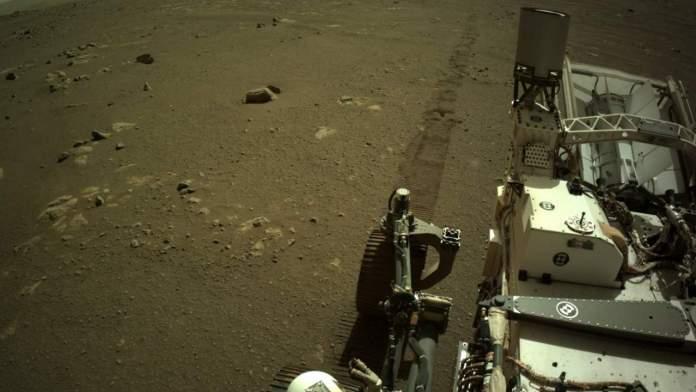 Η NASA μας δίνει ήχο από την κίνηση του Perseverance στον πλανήτη Άρη