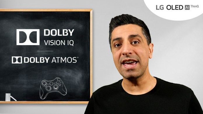 Dolby Vision IQ και Dolby Atmos αναβαθμίζουν τα Games στις LG OLED TV