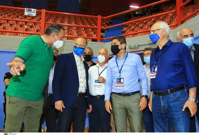 Αυγενάκης: «Έρχεται αναδιάρθρωση στο ποδόσφαιρο ως σχέδιο νόμου στη Βουλή»