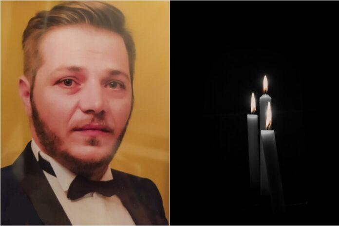 Θρήνος για τον θάνατο 39χρονου