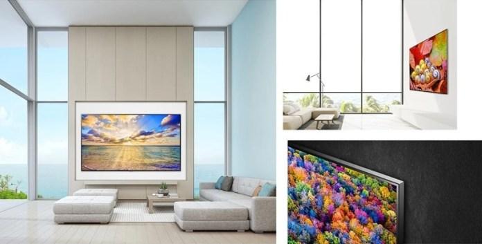 Νέα σειρά τηλεοράσεων LG NANO816PA: Αναβαθμισμένη εμπειρία θέασης με τεχνολογία NanoCell