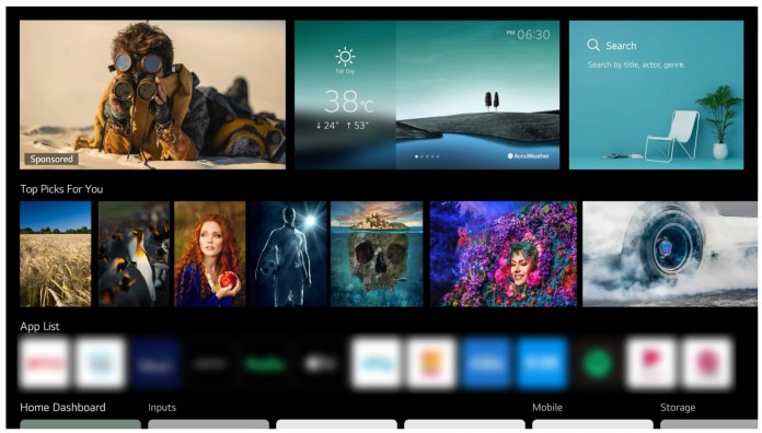 Πάρε τον έλεγχο στο σπίτι με τις νέες τηλεοράσεις LG 2021 με WebOS 6