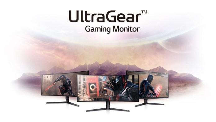 LG UltraGear Gaming Monitors: Ακολουθήστε τον πιο γρήγορο δρόμο για τη νίκη