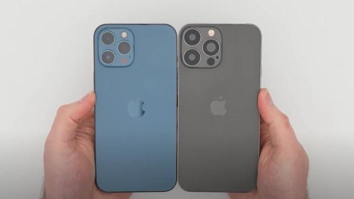 Video αποκαλύπτει το Dummy ενός IPhone 13 Pro Max