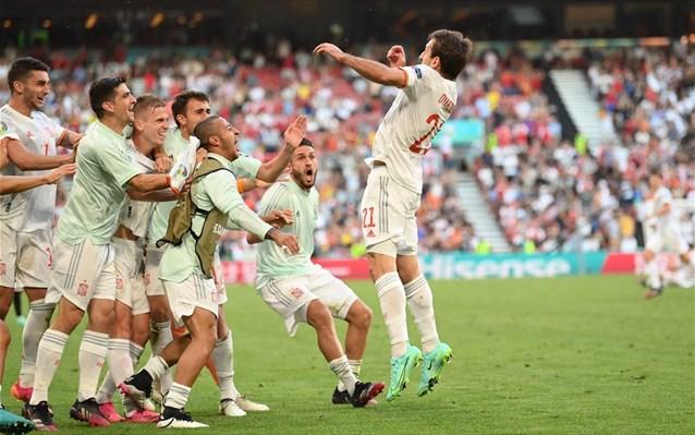 Η Ισπανία την πρόκριση στο «ματς του αιώνα»