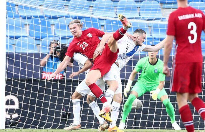 Θετικό πρόσημο για την Εθνική, 2 1 τη Νορβηγία