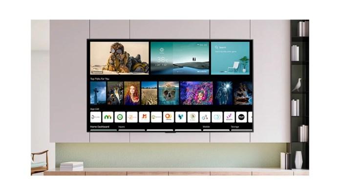 Νέες τηλεοράσεις LG NANO756PA: Μετατρέπουν το σπίτι μας σε κινηματογράφο