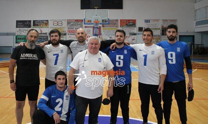 Πρωταθλήτρια Ευρώπης στην B' κατηγορία, η εθνική Goalball Ανδρών!